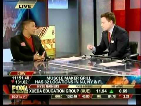 MMG Founder Rod Silva on Fox Business Channel