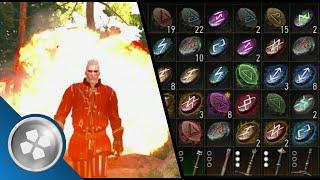 The Witcher 3: Itens Infinitos, Dano Triplicado e Mais!