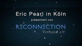 Eric Pearl -Impressionen rund um Reconnective Healing-