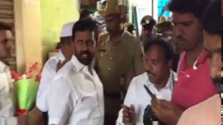Mysuru: MLA Nagendra Abuses Government Official In Public