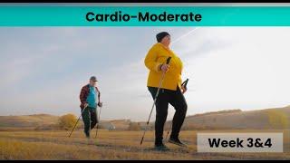 Cardio Mod - Week 3&4 (mHealth)