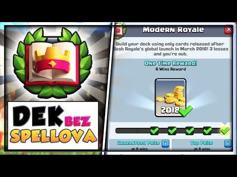 MODERNI CLASH ROYALE! · Clash Royale
