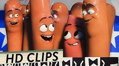 SAUSAGE PARTY Filmclips & Trailer Deutsch German (HD) | Animation, FSK 16
