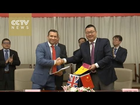 Chinese company to invest 85 million pounds into UK's largest housing project