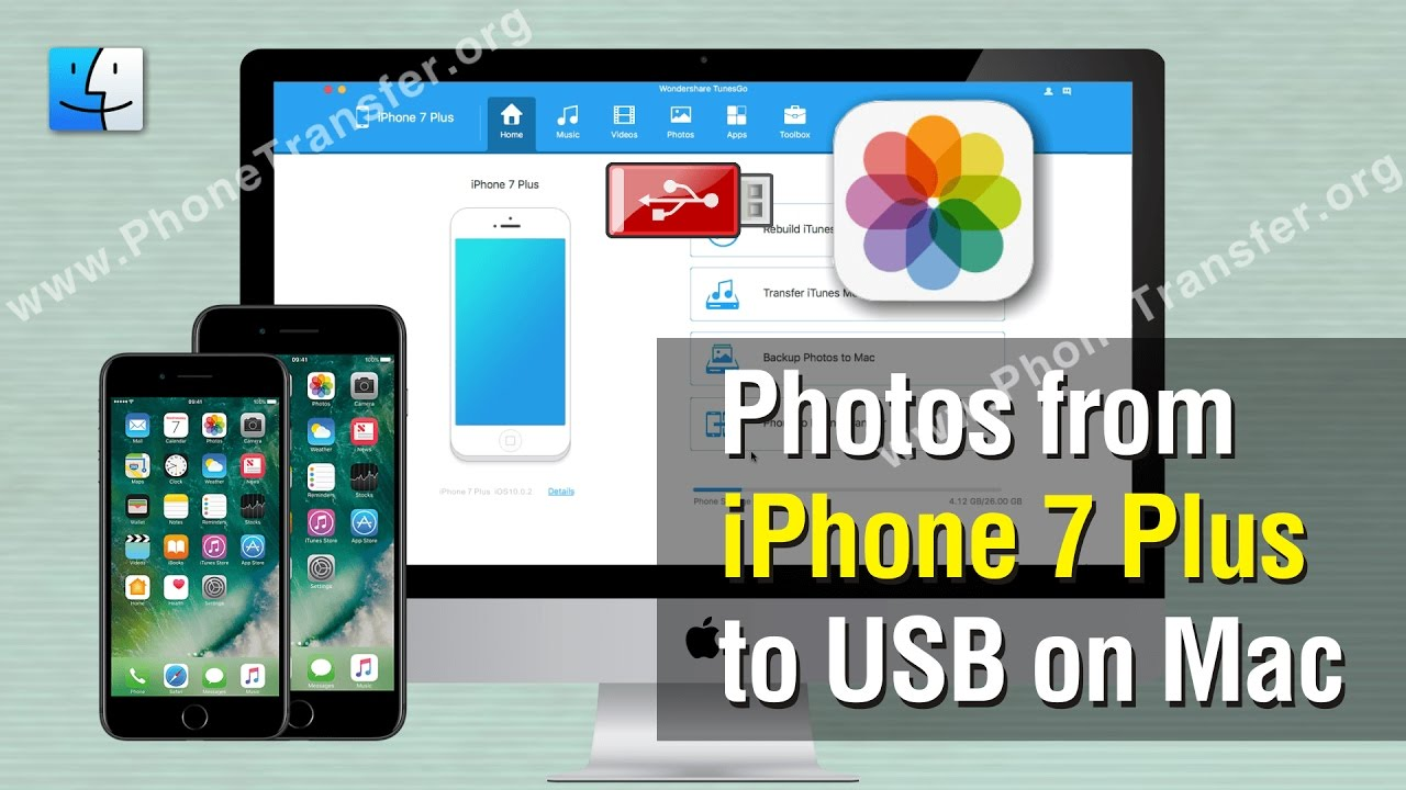 how to get photos out of a iphone backup