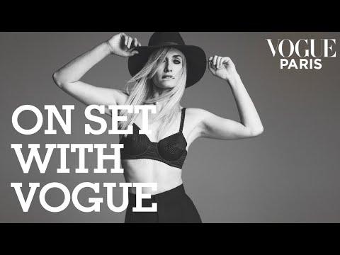 Christy Turlington, Stephanie Seymour... Les coulisses du shooting de Vogue avec Inez & Vinoodh