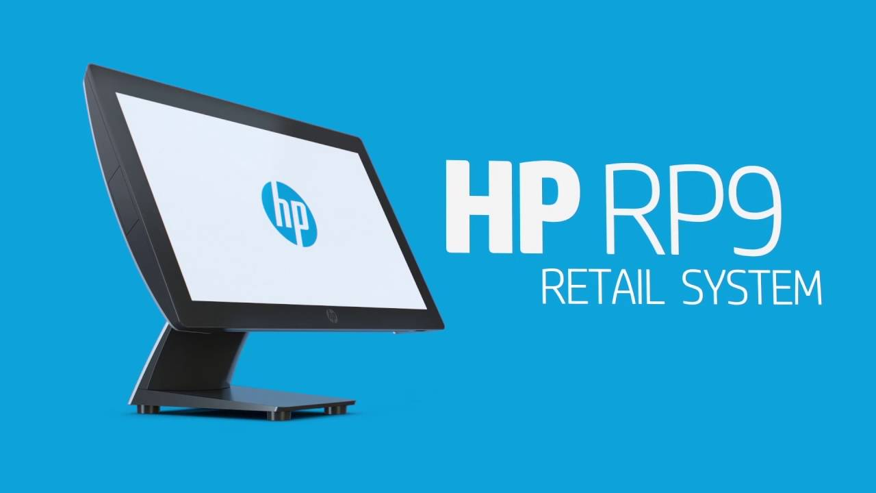Hp Rp9 Retail System Youtube