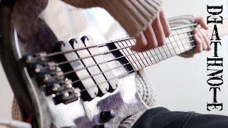 Download Mp3 【death Note】nightmare ナイトメア - The World ベース弾いてみた / デスノート Opening Full | Bass Cov