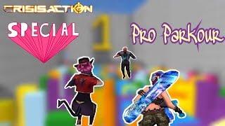 Pro Parkour Crisis action (Special 3500 Subs)