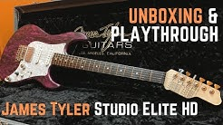 James Tyler Studio Elite HD - (Unboxing & Playthrough)