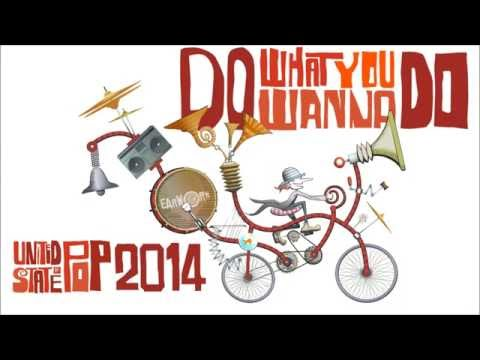 DJ Earworm Mashup - United State of Pop 2014 Do What You Wanna Do