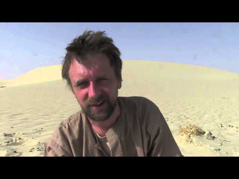 Changing camels - diary entry stuck in the Sahara: Jeremy Curl
