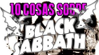 10 cosas sobre BLACK SABBATH - Parte #1 | Territorio Rock
