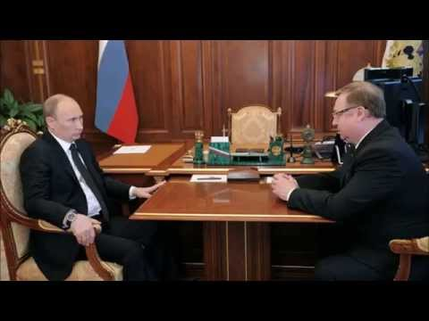 Vladimir Putin: Working Meeting with Accounts Chairman Sergei Stepashin, May 14, 2012