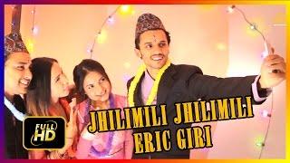 NEW NEPALI TIHAR SONG 2072/2015 || JHILIMILI JHILIMILI BY ERIC GIRI