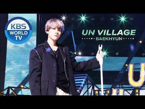 백현 (BAEK HYUN) - UN Village [Music Bank / 2019.07.12]