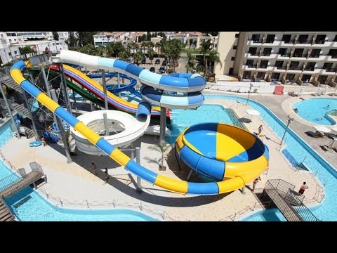 Top10 Hotels with Water Slide or Aqua Park in Cyprus