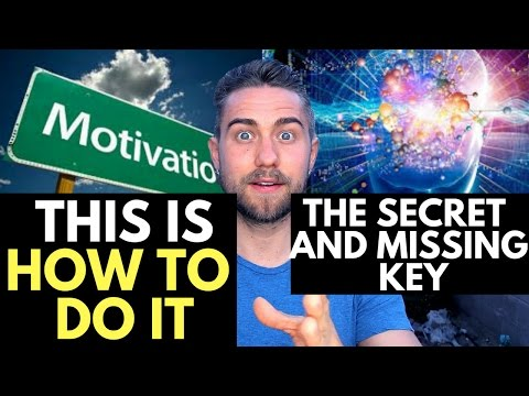 How to MAINTAIN motivation with the Law of Attraction (or in general)