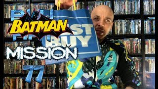 ON A MISSION FOR THAT NEW BATMAN BLU RAY