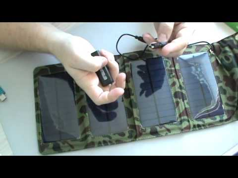Солнечная панель с Алиэкспресс и контроллер USB