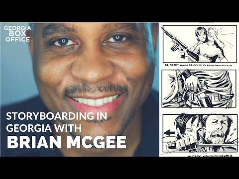 Storyboarding in Georgia (Full Interview)