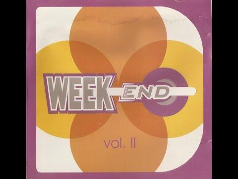 Weekend 4 Aniversario (Vol 2) CD by Roberto Rodriguez - Diciembre 1999, Madrid