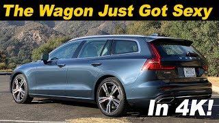 2019 Volvo V60 First Drive - Wagons Ho!