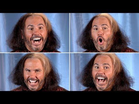'Woken' Matt Hardy laughs for 10 hours straight