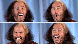 """Woken"" Matt Hardy laughs for 10 hours straight"