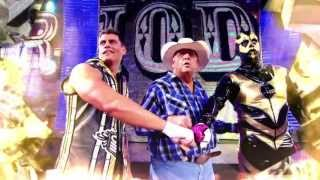 Cody Rhodes & Goldust's Entrance Theme