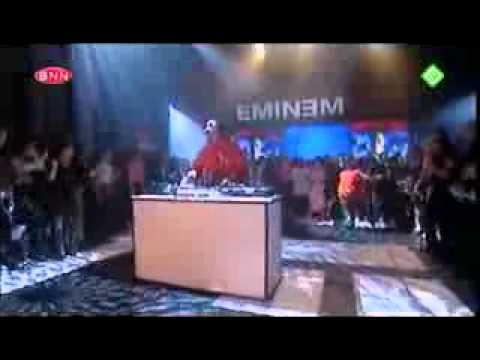 Eminem - The Real Slim Shady (Live TOTP)