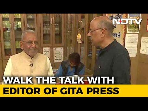 Nehru Responsible For Degeneration Of Hindu Culture: Gita Press Editor