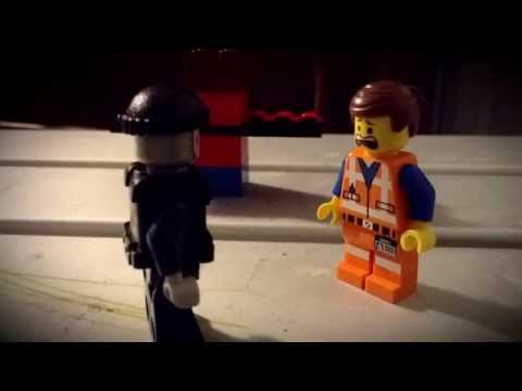 "The Lego movie ""behind the scenes"""