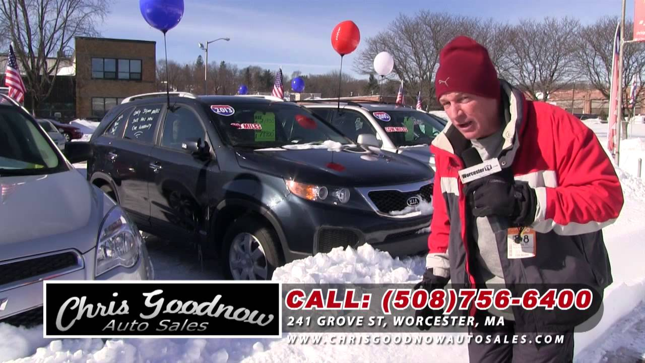 Chris goodnow auto sales worcester auto showcase for Chris motors auto sales