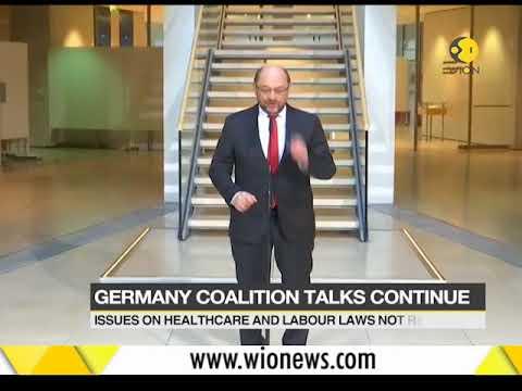 Germany coalition talks continue
