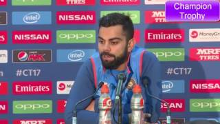 Champion Trophy: 2017 Ravichandran Ashwin always puts the team first  -Virat Kohli