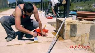 Щампован бетон(Изграждане на щампован бетон, декоративен бетон и индустриални бетонови настилки, както и в различни щампо..., 2013-07-19T07:57:26.000Z)