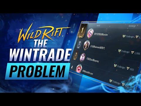 How Wintraders RUIN Wild Rift's Ranked Ladder - Wild Rift (LoL Mobile)