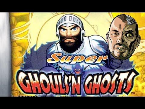 31 Nights of Horror Games: Super Ghouls 'n Ghosts (GBA) (Part 1)
