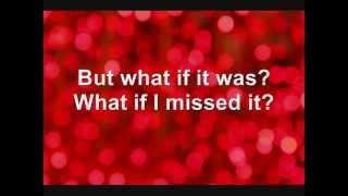 What If It Was lyrics   Tayler Buono