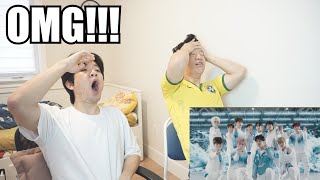 Download lagu TREASURE - '사랑해 (I LOVE YOU)' M/V REACTION [THIS IS CRAZY!!!]