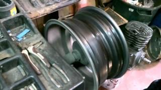 Прокатка дисков OZ Racing(, 2011-04-05T17:29:14.000Z)