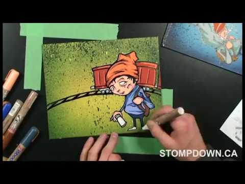 Graffiti DVD FULL - Canadian Graff