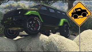 GTA 5 - Off-Road Capability - HVY Insurgent