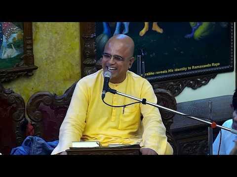 Radhastami Festival 2018 |  Shyamanand Prabhu | Evening Class | ISKCON Chowpatty