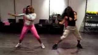 Flirty Girl Fitness instructors dance to Lollipop