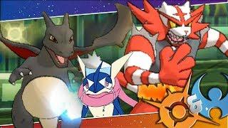 Gambar cover ¡MONOTEAM LOS PEORES INICIALES! Pokémon Sol y Luna: COMBATE!