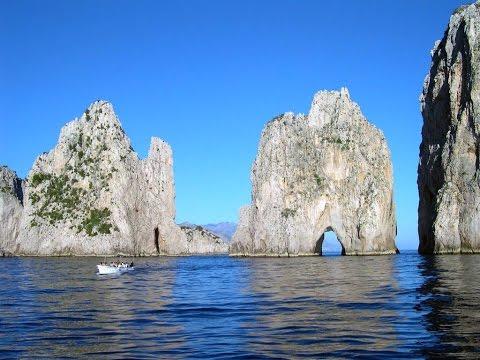 Capri: visite de l