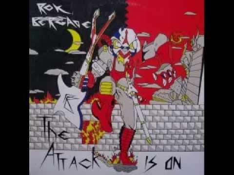 Rok Bergade - The attack is on full album (1983)