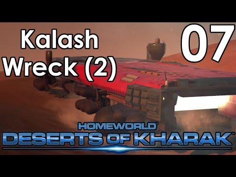 Kalash Wreck Part 2 - Homeworld: Deserts of Kharak 007 - Let's Play  